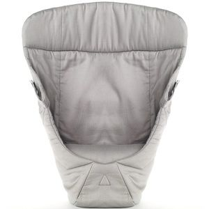 Ergo baby infant insert.